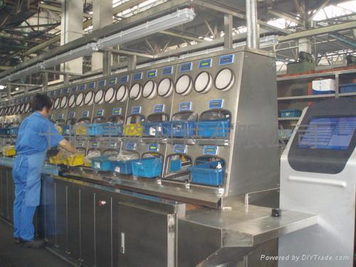 装配线集配制造执行系统MES - 建隆 (中国 湖北