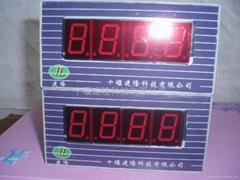 數顯直流電壓表
