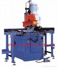 半自动油压型金属圆锯机