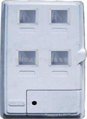 电表箱(单相4表位)
