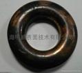 不鏽鋼鋁合金仿古銅顏色加工 1