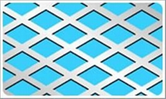 Perforated Metal Mesh: