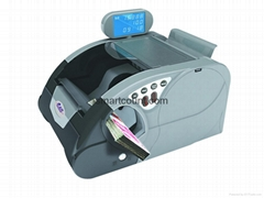 currency banding and counting machine