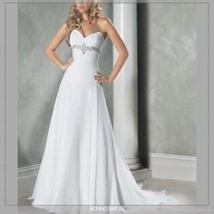 New Bridal Wedding Dress