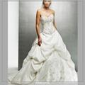 Beautiful Bridal Wedding Dress 5719
