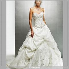 漂亮新娘禮服
