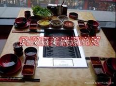 進口紅外線無煙韓國燒烤爐