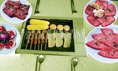 韓國BIO遠紅外線無煙電燒烤爐