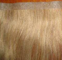 PU weft,skin weft,hair weft,hair piece,hair replacement