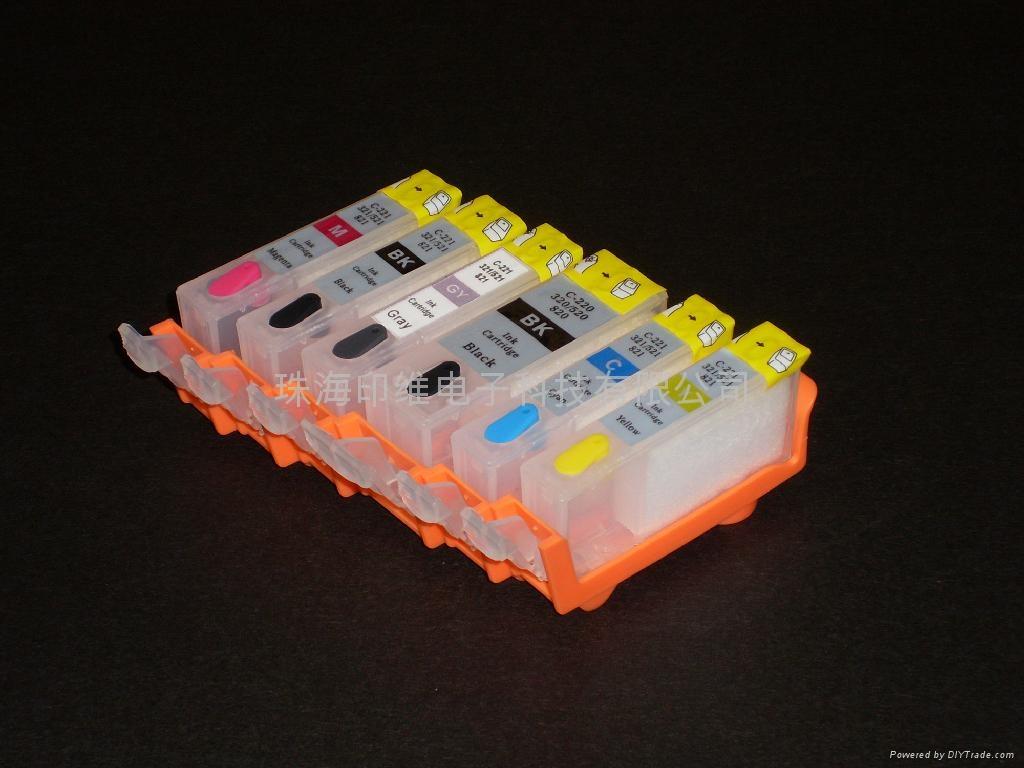 CANON MG6180填充墨盒 MG8180填充墨盒 1
