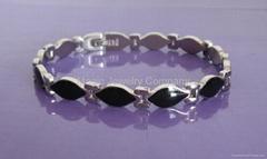 Shiny Stainless Steel Bracelet Fashion Chain SSB102