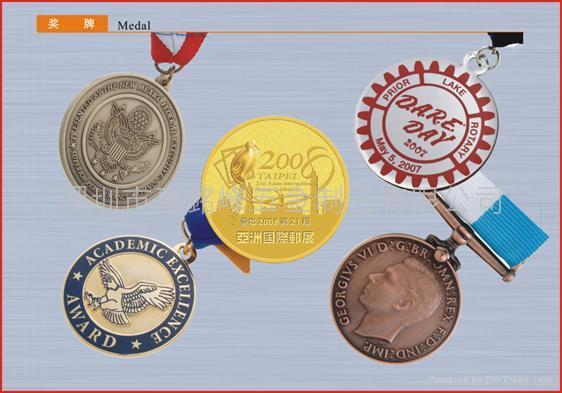 锌合金,钥匙扣,奖牌,开瓶器 4