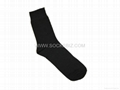 Women Socks Crew Socks Low Price Hi-tech Polyester Basic Design