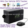 China GPS Tracking System for locating your car, bike or motorcycle accurately