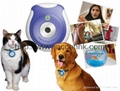 Pet's Eye View Digital Camera Cat Dog Collar Mounted Photo Camera Waterproof DC