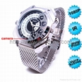 1080P IR Night Vision Watch Camera Voice Activation Spy Hidden DVR Manufacturer