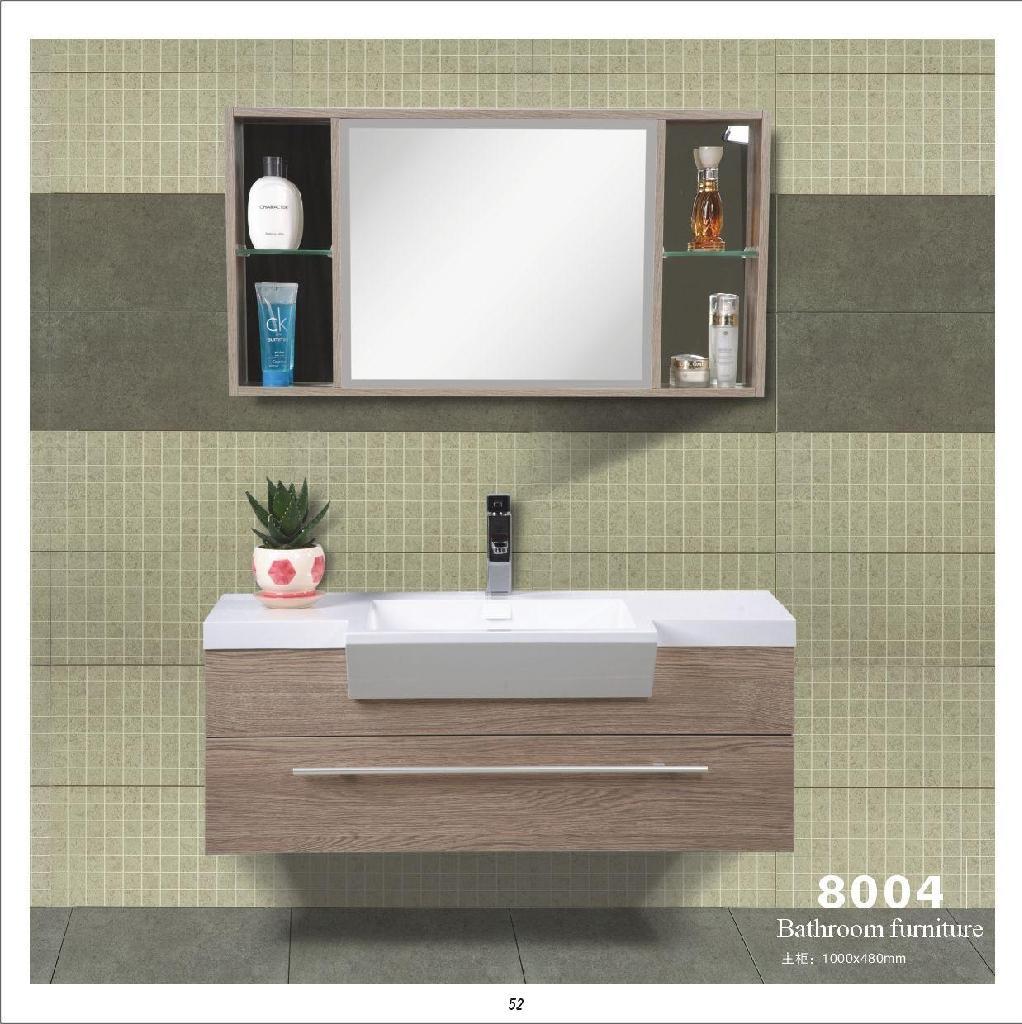 bathroom vanity,bathroom mirror  804  sinrid China Manufacturer