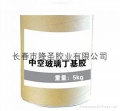 中空玻璃丁基胶生产设备带技术
