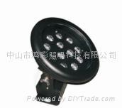 LED 圓形大功率