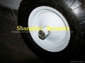 Big Rubber Wheel-4.00-8