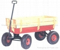 Wooden Kids Wagon Cart-TC1801