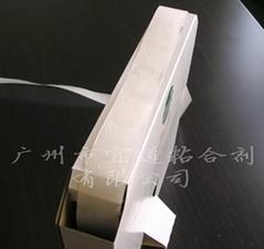 无痕塑胶制品定位装订胶贴-Glue Dot双面胶