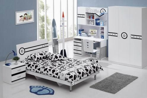 Kids Room Furniture on Kids Room Is Modern Because It