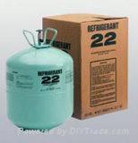 Refrigerant R-22, R-134a
