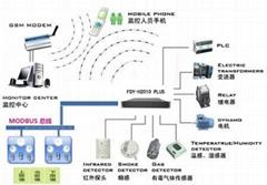 中小機房環境監控系統
