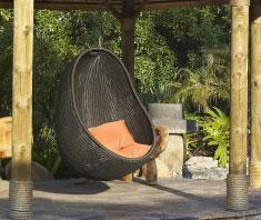 Synthetic Wicker Bubble Chair 05388 Vietpro Vietnam