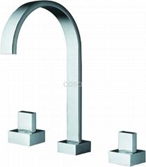 3-piece basin sink faucet