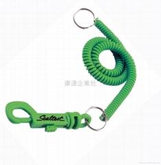 plastic coil spring