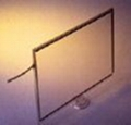 17' resistive touch panel 'for LCD