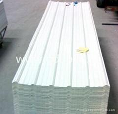 new type upvc roof tile instead of ceramic tile