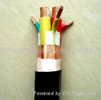 供應變頻器專用電纜(千樂牌)