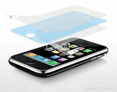 screen protector for iphone 3G/3GS