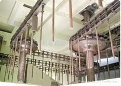 廣州噴粉生產線成套設備