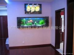 文化石系列壁挂鱼缸