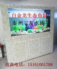 家居免换水生态水族箱