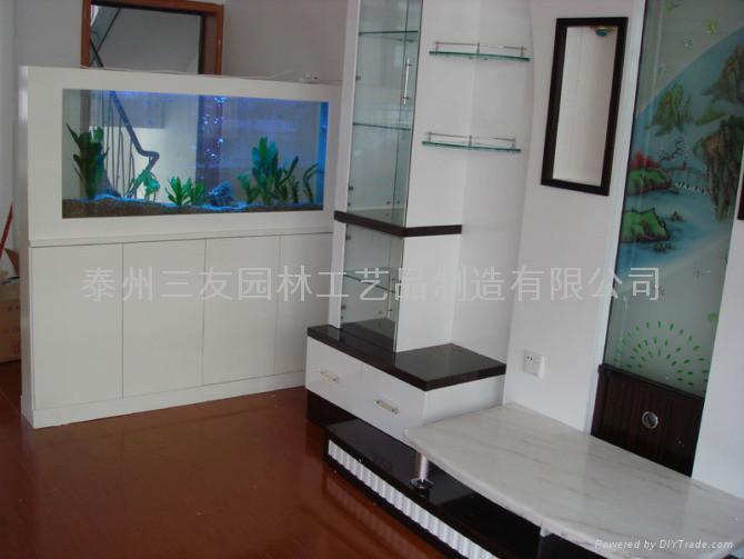 家居免换水生态水族箱 4