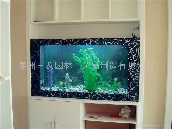 2012新款生态水族箱 1