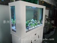 家庭用柜式水族箱 1