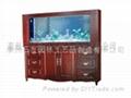 家庭用柜式水族箱 4