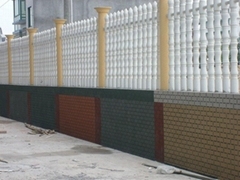 Colorful Fiberglass Asphalt Wall Tile