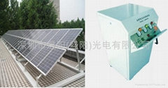 1KW solar electrical energy generation system