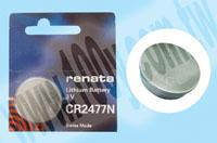RENATA_钮扣型电池