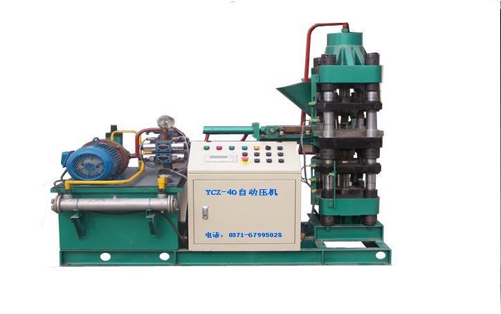 全自动液压机 - yc(40-200)图片