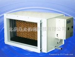 風管式濕膜加濕器