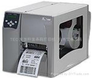 条码打印机 Zebra S4M  1