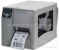 条码打印机 Zebra S4M